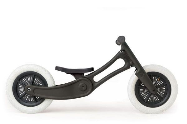Wishbonebike Recycled Edition 2 in 1, Chopper Variante.