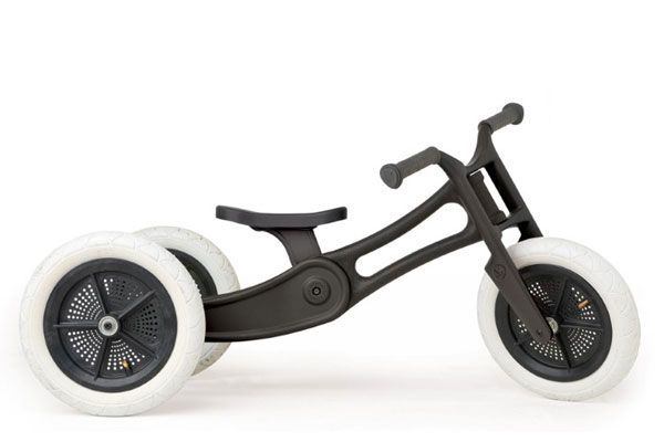 Wishbonebike Recycled Edition 3 in 1 als Dreirad bzw. Trike.