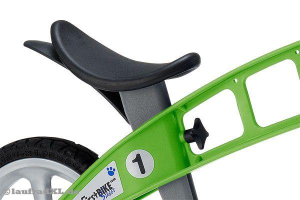 firstbike basic green mit pu reifen. Black Bedroom Furniture Sets. Home Design Ideas